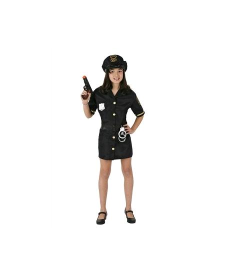 deguisement 10 12ANS policière