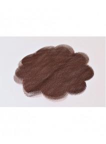 tulles chocolatx10/D24cm résille
