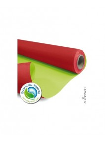 kraft 40Mx79cm/60gm² rouge/vert pomme