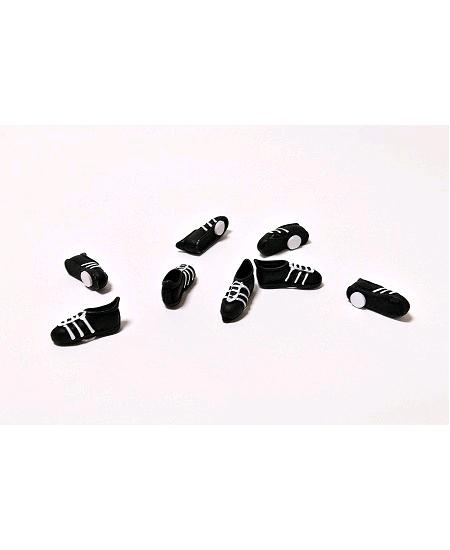 chaussures de footx8 adhésifs