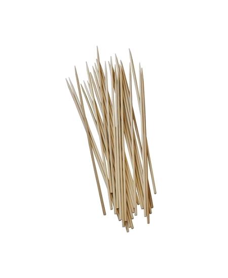 brochettesx200/20cm en bambou