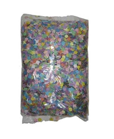 confettis multicolores 500grs