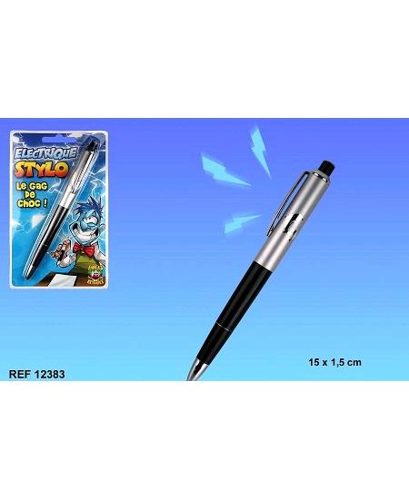 stylo choc électrique