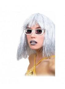 lunette star argent métallisé