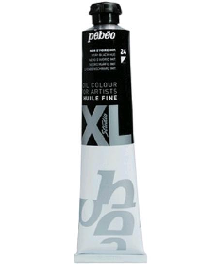 huile fine XL 80ml noir ivoire imit