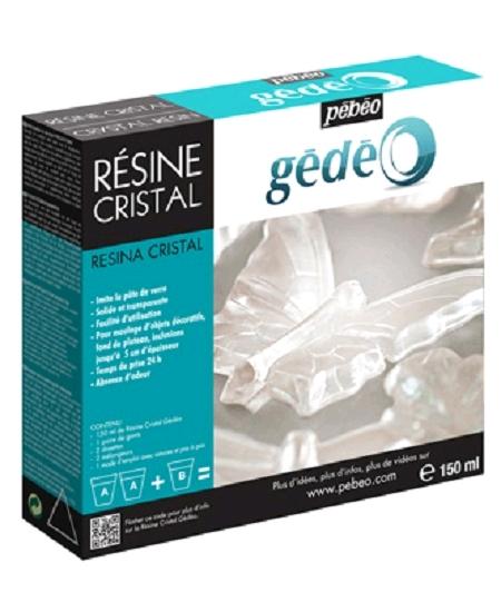 résine cristal 150ml