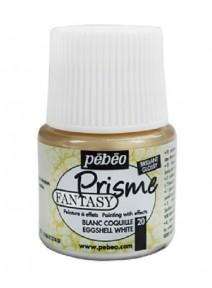 peinture prisme blanc coquille 45ml