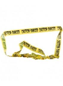 banderole caution danger 6M