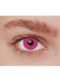 lentilles iris rose 1AN