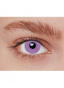 lentilles iris violet 1AN