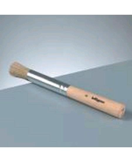 pinceau pour pochoir taille 4 D7mm