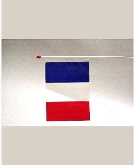 drapeau 9.5x16cm France
