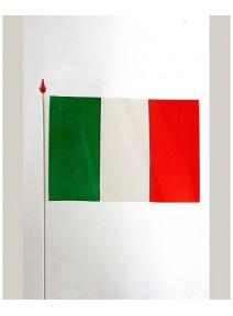 drapeaux x10 italie 9.5x16cm