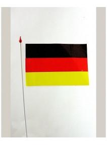 drapeaux x10 allemagne 9.5x16cm