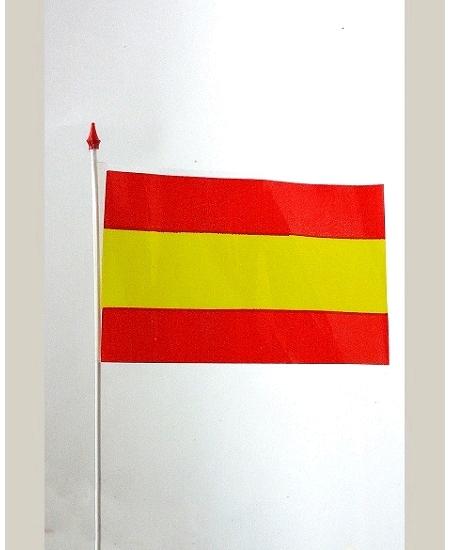drapeaux x10 espagne 9.5x16cm