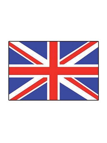 drapeaux x10 Grande Bretagne 9.5x16cm