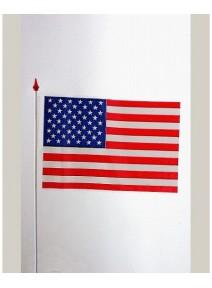 drapeaux x10 Etats Unis 9.5x16cm