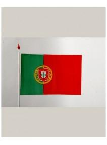 drapeaux x10 portugal 9.5x16cm