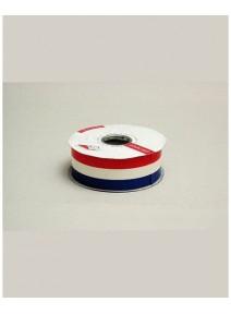 bolduc tricolore 91M/5cm