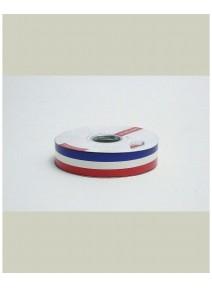 bolduc tricolore 91M/2cm