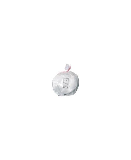 50 sacs poubelles 6L/10micro  38cmx35cm