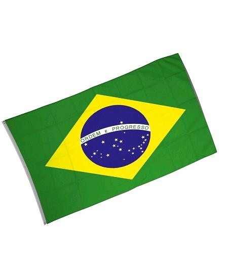 pavillon 90cmx1M50 Brésil