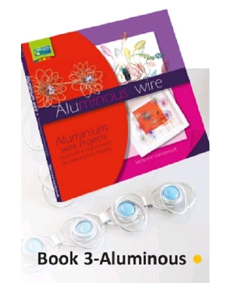 livre projets de fil d`aluminium