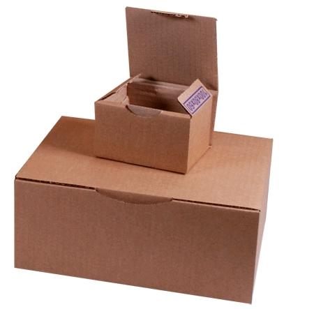 boîte postale 16x12x11cm kraft