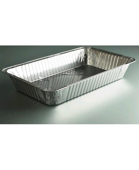1 plat 52.5x32.5x8cm aluminium