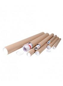 tube carton D6cmxL75cm