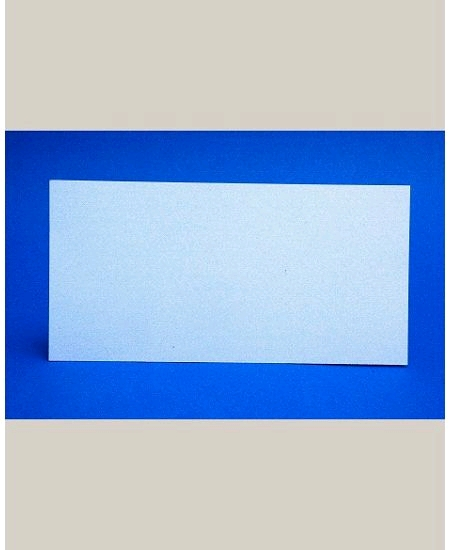 carte simple blancx25/106x213mm 210grs