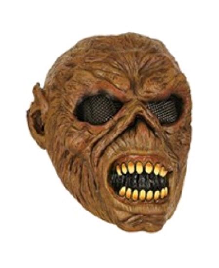 masque souple zombie