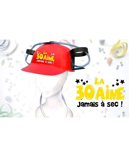 casque anti soif la 30AINE