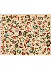 artepatch 40x50cm Noël à l`ancienne