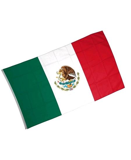 pavillon 90cmx1M50 Mexique