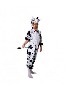 deguisement 5 7ANS vache peluche
