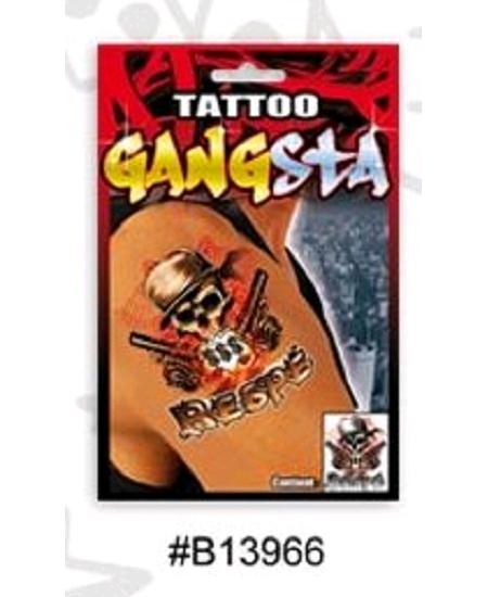 tattoo gangsta  respé