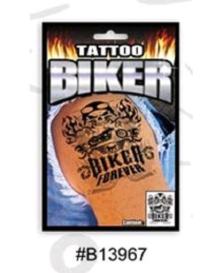 tattoo biker forever