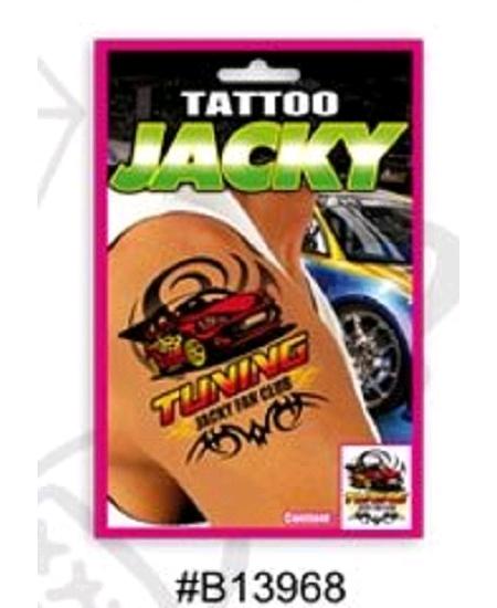 tattoo tuning Jacky