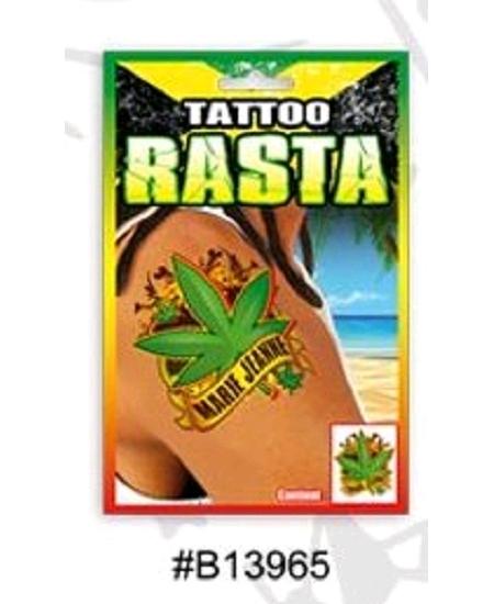 tattoo rasta