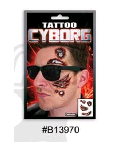 tattoosx4 cyborg