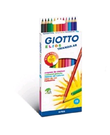 crayons de couleurx12 résistant