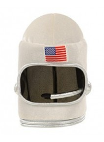casque de cosmonaute en tissu