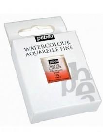 aquarelle fine rouge cadmium primaire