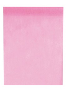 tissu non tissé 10mx30cm rose