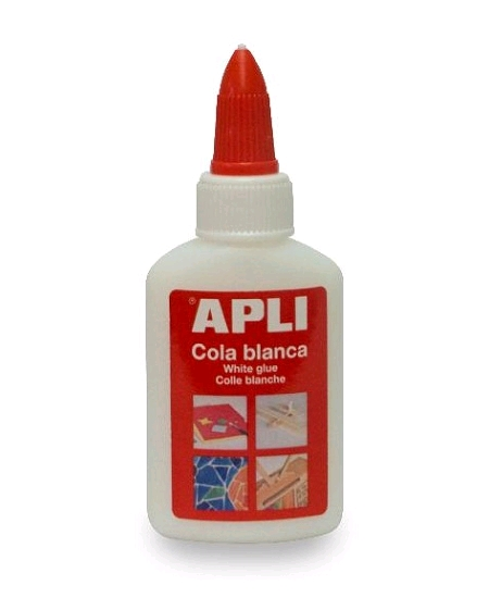 colle vynilique blanche 40grs