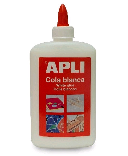 colle vynilique blanche 250grs