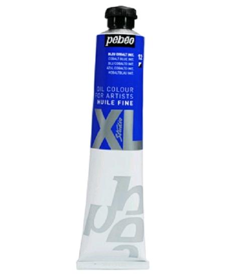 huile fine XL 80ml bleu cobalt imit