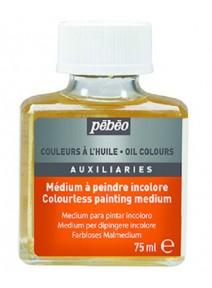 médium à peindre incolore 75ml