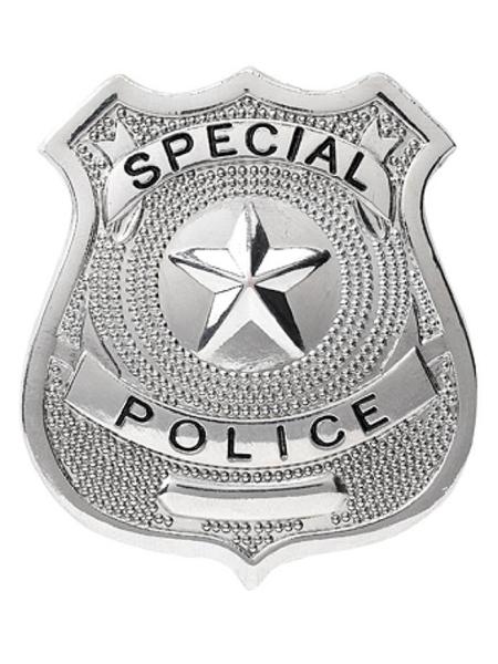 badge spécial police